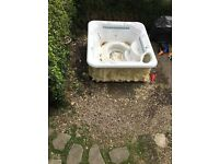 Hot tub - 8 seater