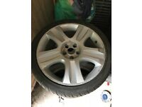 """Ford Mondeo st wheels 18"""""""