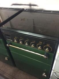 Green rang master 55cm gas cooker grill & oven good condition with guarantee