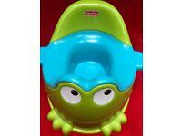 Potty - Fisher Price My Froggy
