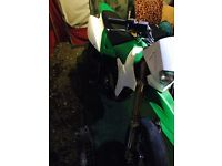 Sinnis apache /adrenaline /blade 125cc with 150cc bored Yamaha engine ,swap for quad or priced as