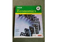 OCR A2 Economics 2nd edition - RRP £24 - Officially Approved by OCR
