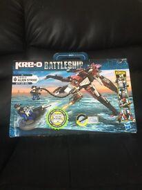 Kreo battleship set