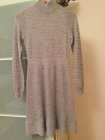 Grey XS knitted dress Fenn Wright Mason