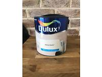 5L of Dulux Almost Oyster Paint
