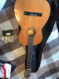 Santiago acoustic guitar