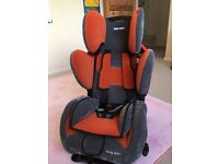 Recaro young sport cat seat great condition!