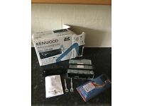 KENWOOD KDC-5751SD - Car Radio CD player with SD card reader