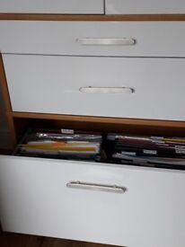 Ikea office cabinet in excellent condition