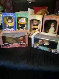 Ann geddes dolls