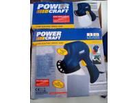 Power craft electric spray gun