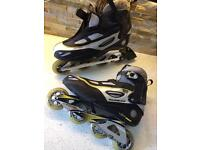 Professional Lite Rollerblades mens size 11