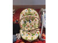 Mothercare rocker bouncer swing