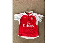 Genuine Arsenal Puma football shirt