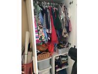 White Brimnes wardrobe