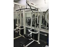 Life fitness lat pull down - great condition - £800