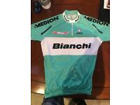 Bianchi Cycling Jersey (M)