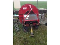 Tornado tractor mounted PTO leaf/debris blower NO VAT