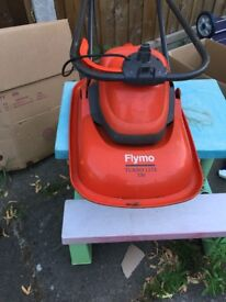 FLYMO TURBO LITE 330 HOVER MOWER Grass Lawn Cutter