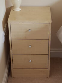 Bedside Cabinets x 2 - £10 each