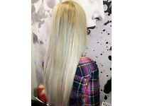 Hair extensions micro rings £50 OFF