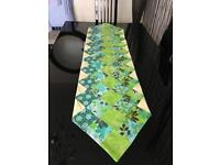 Patchwork Table Runners & Bags