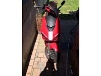 Lexmoto 125cc Moped for Sale