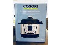 NEW Cosori 7-in-1 Mini Electric Pressure Cooker, 2 Litre/720W