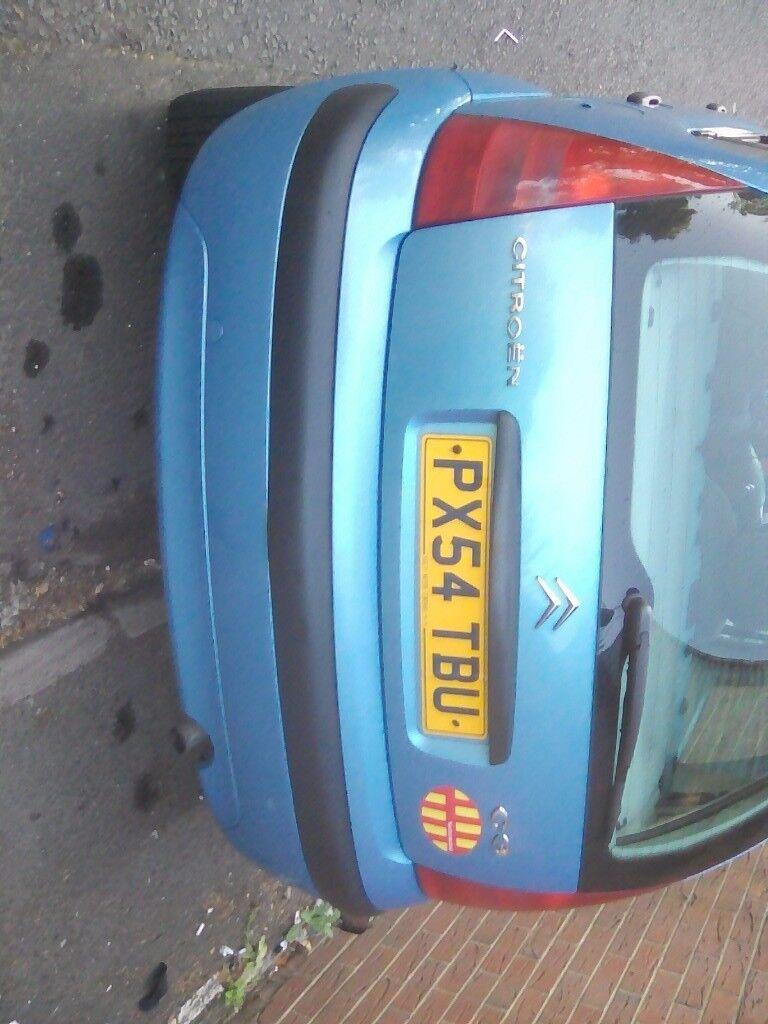 C3 54 plate good runner short mot
