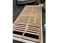 adjustable single bed frame