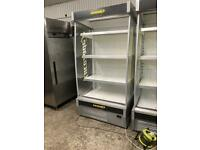Display fridge for shop cafe restaurant restaurant takeaway pizza supermarket hdxss