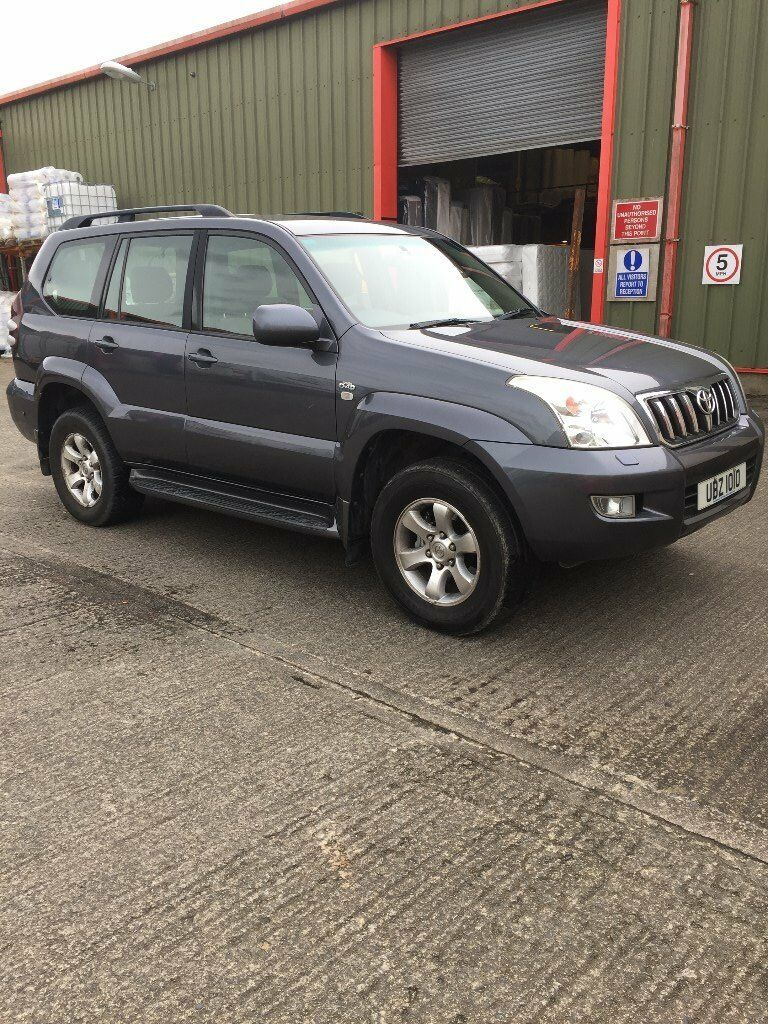 Toyota Land Cruiser 3.0 D4D 5 Door 2005