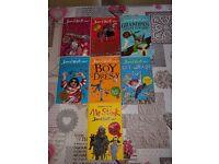 David walliams collection of children books. Brand new