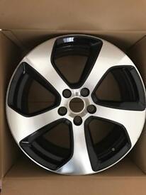 Volkswagen MK 7 Gti wheel