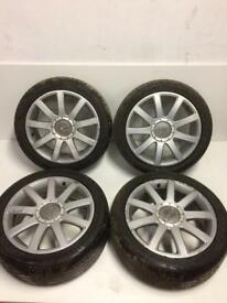 Audi A3 17'inch Alloy Wheels