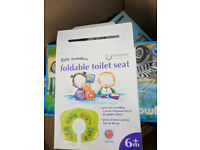 The Little Wonders - Babyway foldable toilet seat cover for travel 6m+