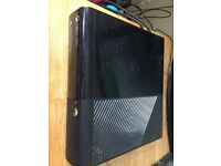 Xbox 360 with wireless controller 250gb