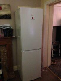 Hotpoint Fridge Freezer -barely used