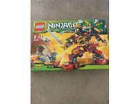 Ninjago Lego set 9448
