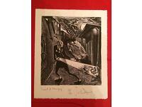 John Byrne Collectors Artwork