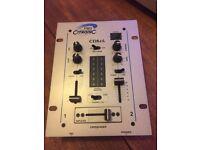 Citronic DJ mixer NO POWER SUPPLY