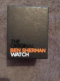 Ben sherman mens watch