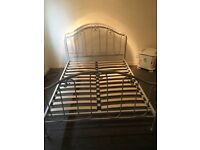 Laura Ashley double bed frame