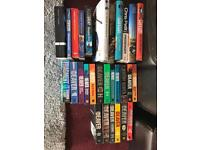 Books fiction and non fiction job lot car boot !!!