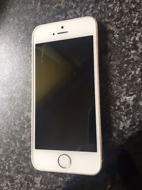 Iphone 5s 32GB Gold Unlock All Network