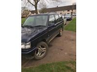 Range Rover p38 2.5diesel