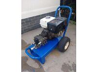 Honda 13hp petrol pressure washer