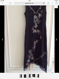 Ladies black dress size 12