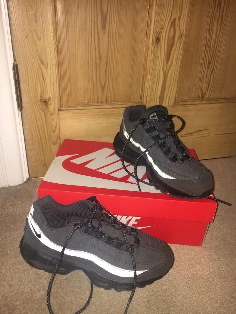 62550c94296b6 NIKE AIR MAX 95 mint condition UK7