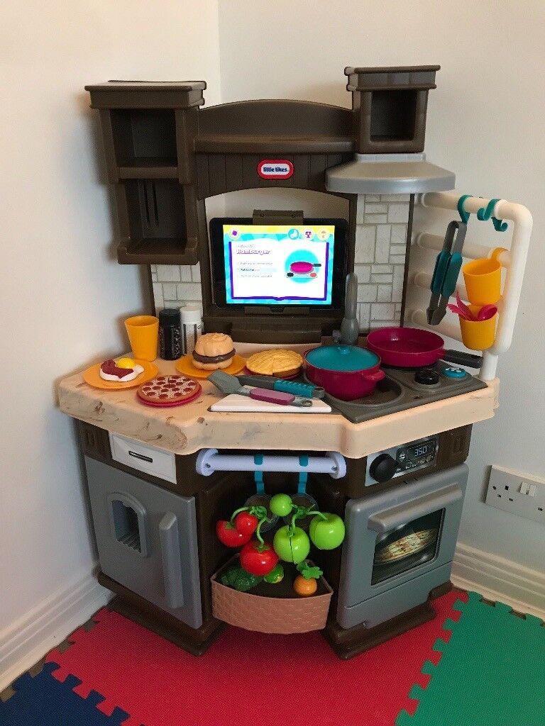 Little Tikes Cook N Learn Smart Kitchen In New Malden London Gumtree